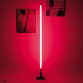 Seletti Coloured Fluorescent Light 616249 Fluor Primary Red Foreign To Myself In 2018 Pinterest Lighting Neon Lamp And