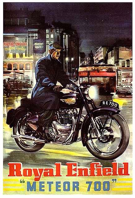 Enfield poster