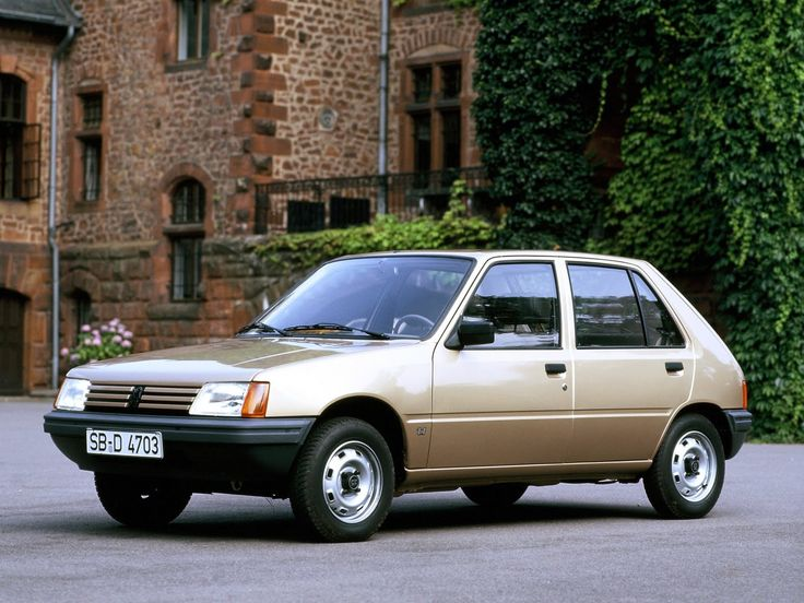 46 best Peugeot Cars over the Years images on Pinterest | Old school ...