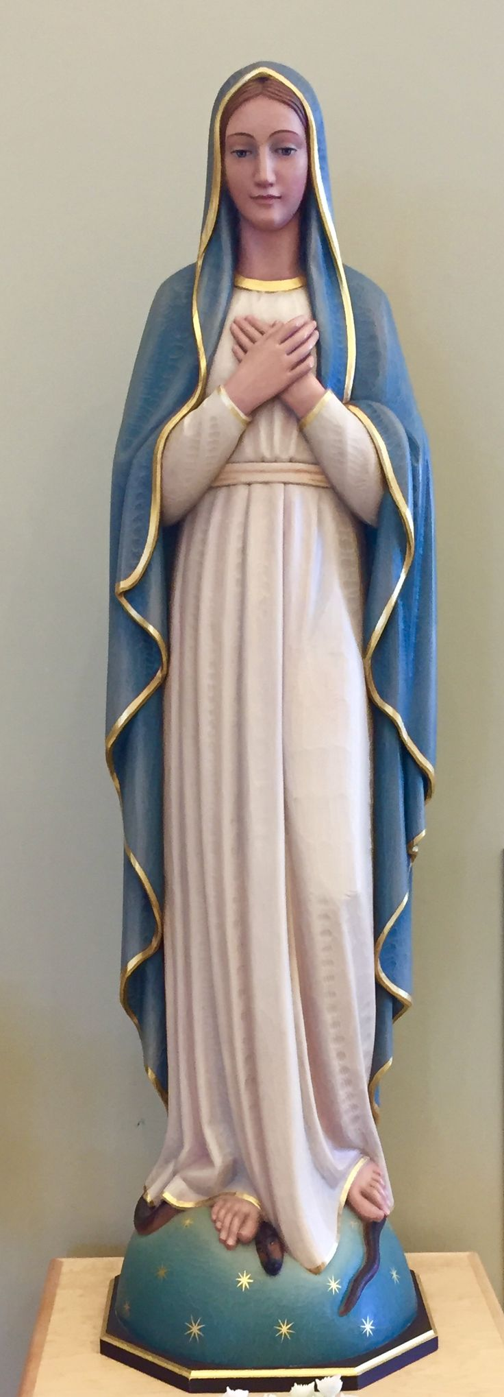 The Blessed Mother Mary                                                                                                                                                      More
