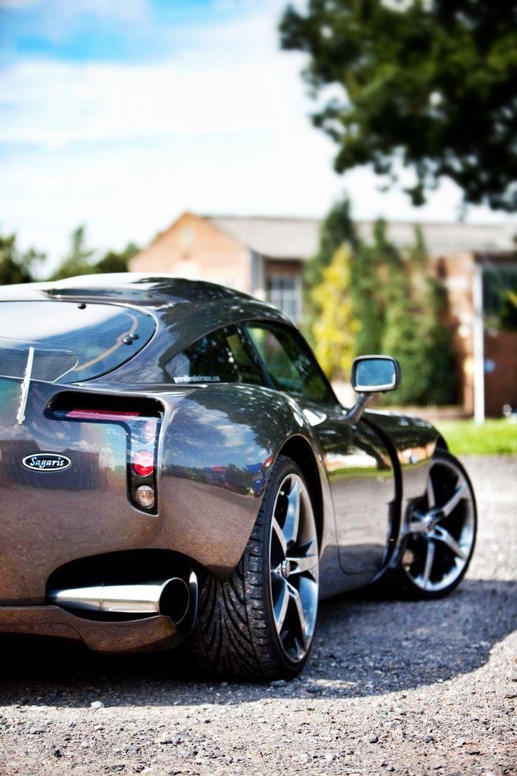 TVR・サガリス TVR Sagaris サガリス(Sagaris )とは、イギリスの自動車メーカであるTVRが製造・販売していたクーペ