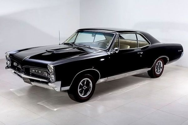 1967 Pontiac Gto Hottest Muscle Machines Classic Cars Muscle Cars And Trucks Pontiac Gto Muscle Cars Project Cars For Sale