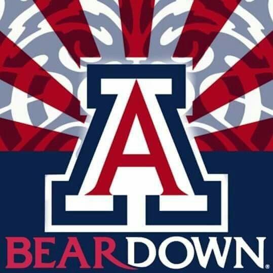 Bear Down Arizona!