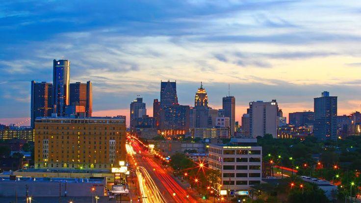 """Detroit: City of Design"" Detroit Creative Corridor presents a film by Stephen McGee"