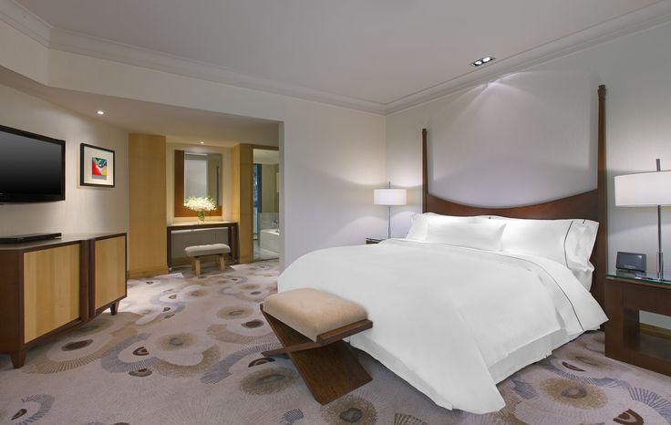 Deluxe Suite Bedroom #westinbangkok