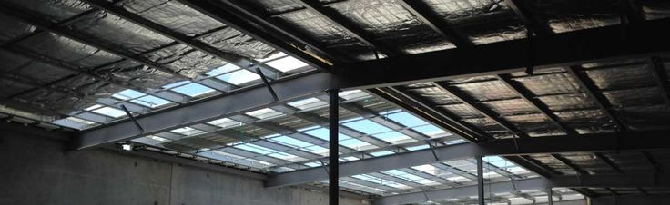 Bradford Anticon - insulation for homes with metal roofs - Overview