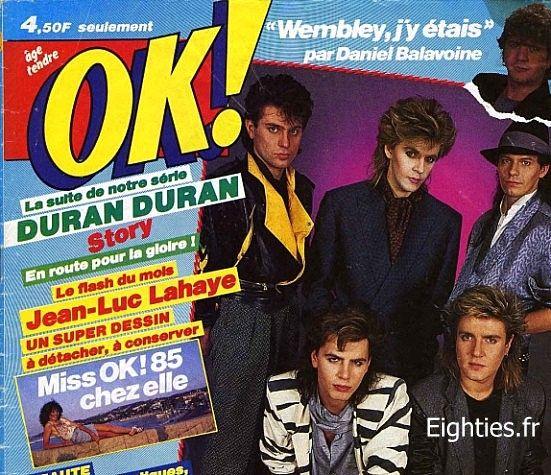 Ok! magazine !!! Je l ai eu, ce numéro!