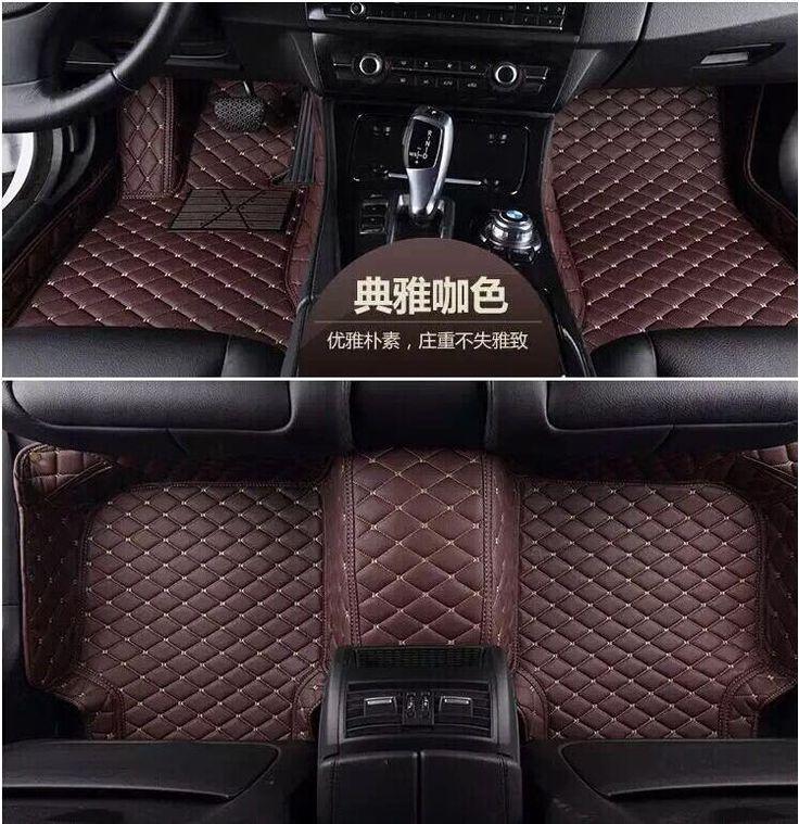 3D Luxury Slush Floor Mats Foot Pad Mat For Land Rover Freelander 2 2007 2008 2009 2010 2011 2012 2013 2014 2015 2016 (6colors)  #Affiliate