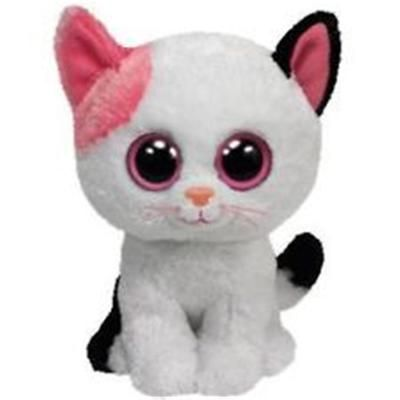 Ty Beanie Boo Boos Muffin The Cat Buddy 10 inches Awesome   eBay