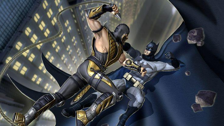 New Mortal Kombat Batman Fighter Jump Street City Houses Wallpaper « Kuff Games