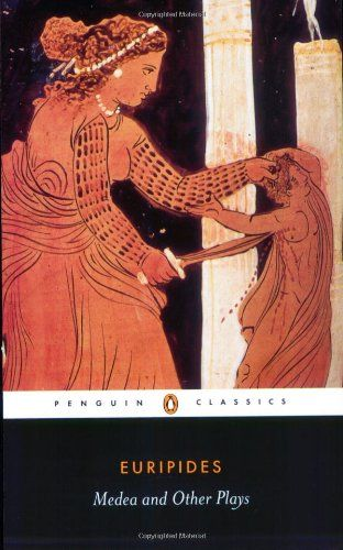 Medea and Other Plays : Medea; Hecabe; Electra; Heracles / Euripides ; edited by Philip Vellacott - Main Library A882 EUR(MED)