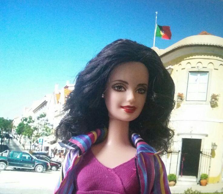 Portuguese barbie