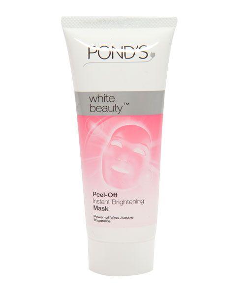 Pond's White beauty Peel off mask