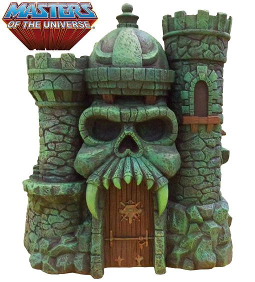 Réplica Perfeita do Castelo de Grayskull – He-Man e os Defensores do Universo
