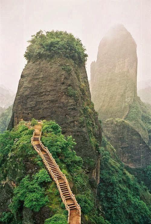 Luotuofeng Peak - Sichuan, China
