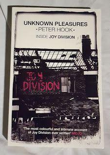 Caroline Sometimes: Wave Gotik Treffen 2017 Day 4    Unknown Pleasures by Peter Hook  Inside Joy Division