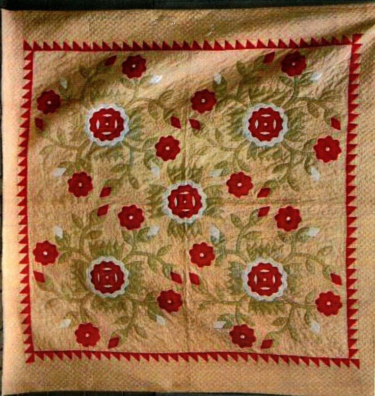1000 Ideas About Applique Quilts On Pinterest Quilting