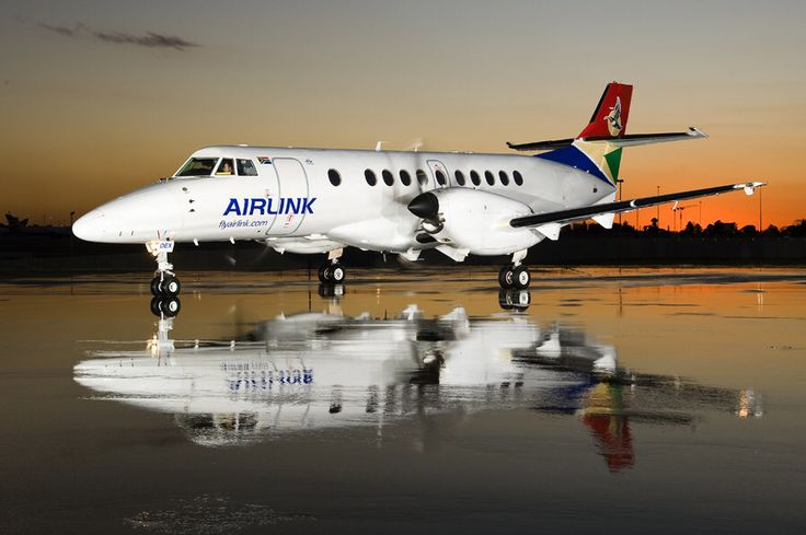 AIRLINK  SA  JETSTREAM41  JNB MQP