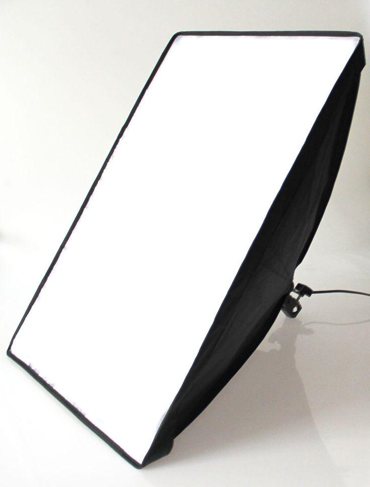 Одиночный softbox загорается фотографии свет видео softbox мягкий свет 50 70