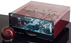 Information in Enjoy The Music magazine about our newest model of vacuum tube amplifier