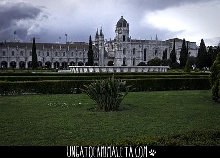 Lisboa en 2 dias. Dia 1. | UN GATO EN MI MALETA, Jeronimos Monastery, Lisbon, Portugal