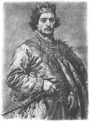 Bolesław II Szczodry - autorstwa polskiego malarza Jana Matejko