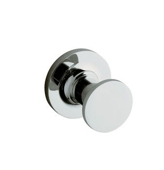 Stillness® Robe Hook    Features:    Premium metal construction for durability and reliability  KOHLER finishes resist corrosion and tarnishing  Tools and drilling template included for easy installation  Polished chrome  No visible fixings  Completes Stillness design solution with KOHLER tapware and fixtures