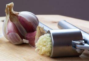 Česnekový sirup je 10x silnější než penicilin