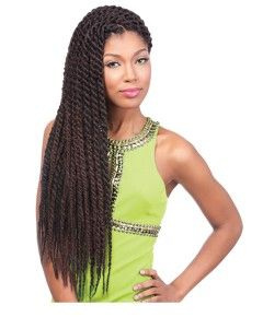 African Collection Syn Rumba Twist.Shop for synthetic hair braids here: http://www.afrohairboutique.com/womens-club/hair-extensions/synthetic-hair-braids