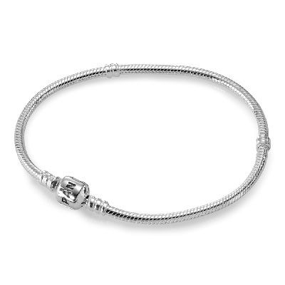 PANDORA | Bracelet, Sterling Silver, Pandora Clasp Now a days this bracelet can steal her heart and make  her feel special