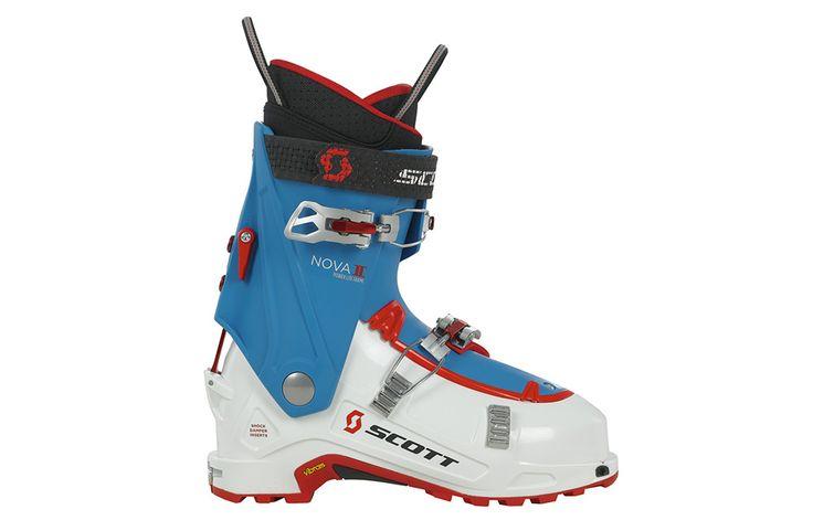 Test chaussure ski rando Scott Nova 2 2015 : chaussure pour femme