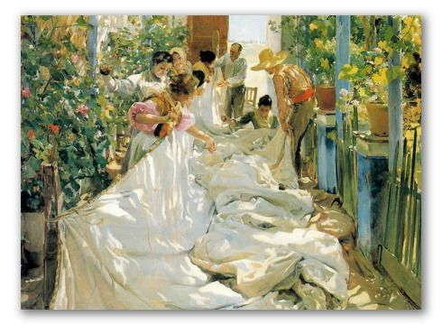 17 best images about cuadros impresionistas on pinterest - Pintor valenciano ...