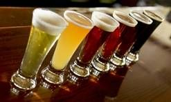 Hopvine Brewing Company Restaurant & Brewery in Aurora has a large selection of craft beers. They will showcase Illinois brews for Chicago Craft Beer Week.
