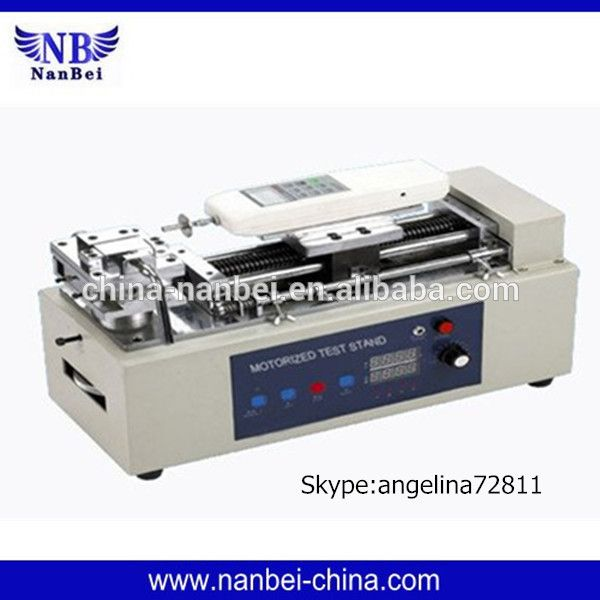 Max 500N Tensile Auto Electrical Tester for rubber plastic