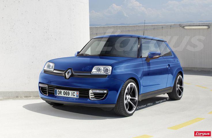 Renault Cinq : le retour