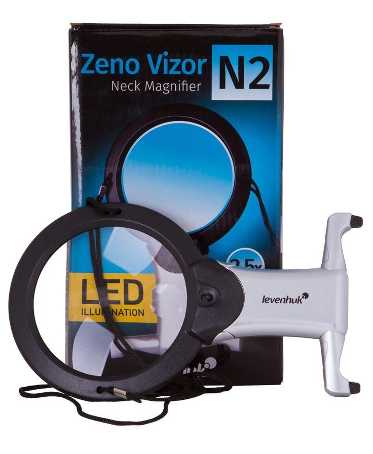 Levenhuk lupa Zeno Vizor N2