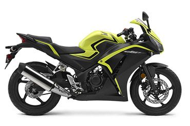 2016 CBR®300R Bright Yellow/Matte Black (CBR300R)