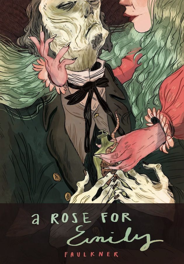 A Rose for Emily Themes