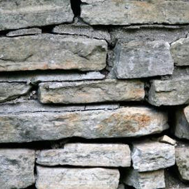 How To Make Stone Walls Out Of Styrofoam Stone Walls