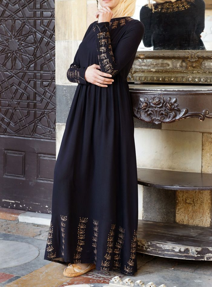 Amara Empire Waist Gown from Shukronline.com