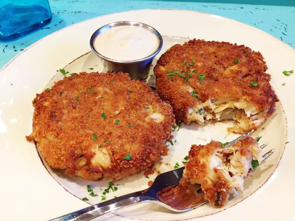 Top Secret Recipes | Joe's Stone Crab Jumbo Lump Crab Cakes Copycat Recipe