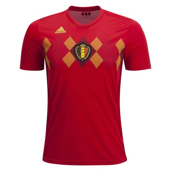 Belgium World Cup Jersey 2018