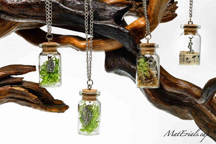 collane, amuleto, pendenti, natura Hand Made