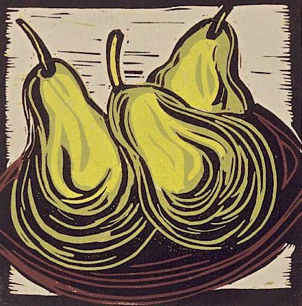 http://www.hossfineart.com/images/images_cropped_jpg/PhaseII/3_green_pears.jpg #springforpears #usapears