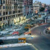 Roma,  finita la stazione metro: San Giovanni liberato dalla gabbia del cantiere
