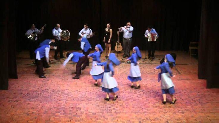 Chilean traditional folk dance: Chiloé