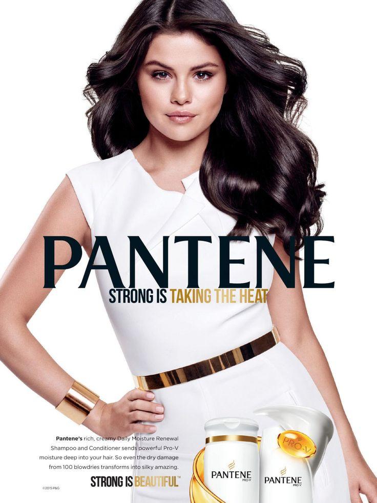 Selena Gomez  #SelenaGomez Pantene Ads (2017) Celebstills S Selena Gomez