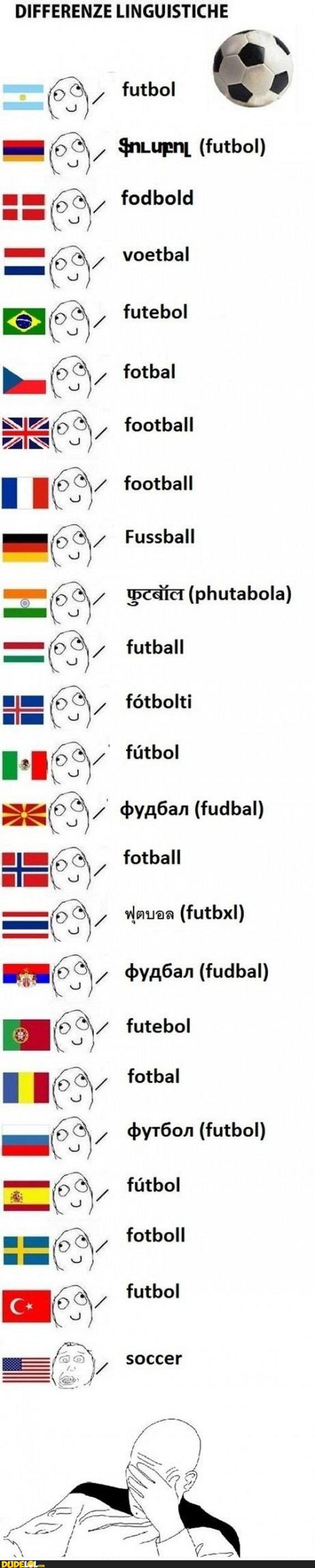 Futbol: Laughing, America, Football, Sports, Funny Stuff, Humor, Language, True Stories, Soccer Funny