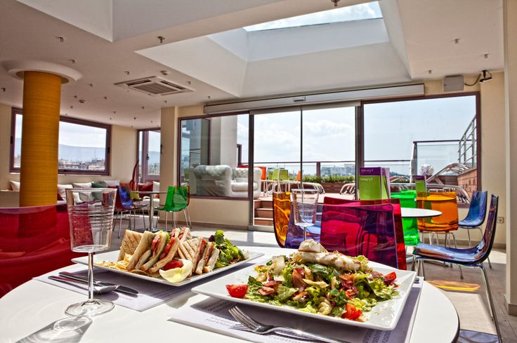 Lunch at VIEWS Rooftop Bar