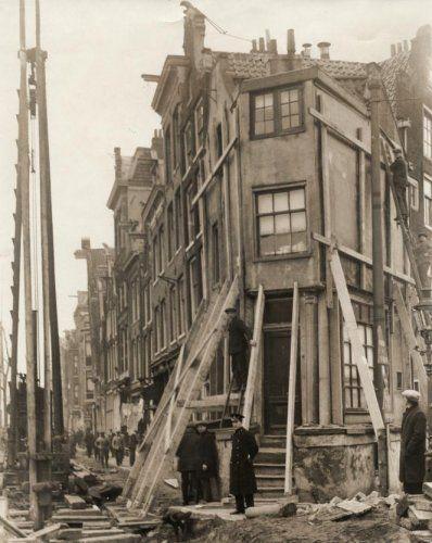 Amsterdam - Westermarkt - 1925